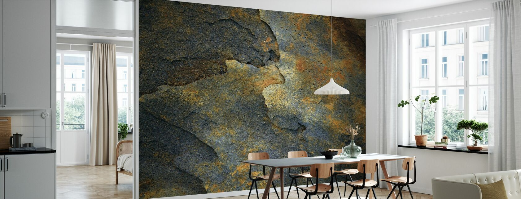Mineral Rock - Wallpaper - Kitchen