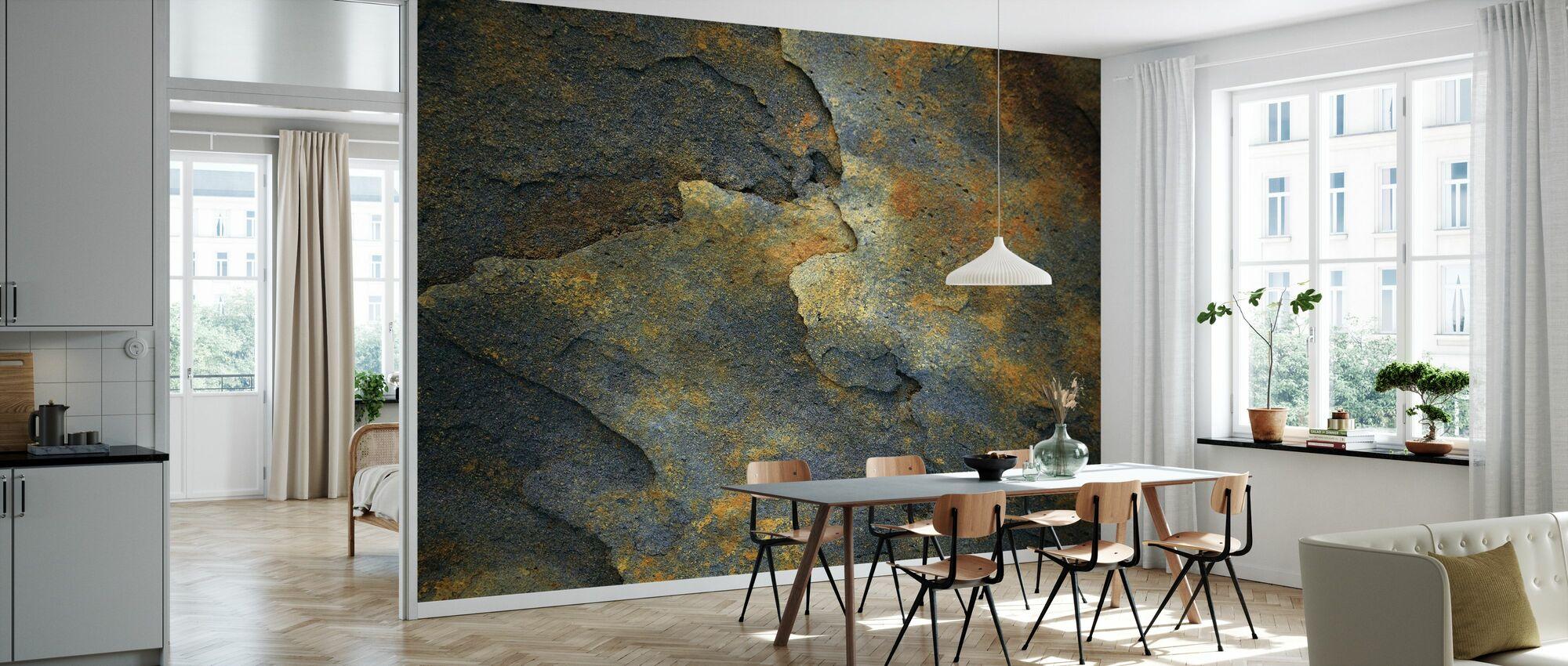 Mineral Rock - Wallpaper - Kitchen