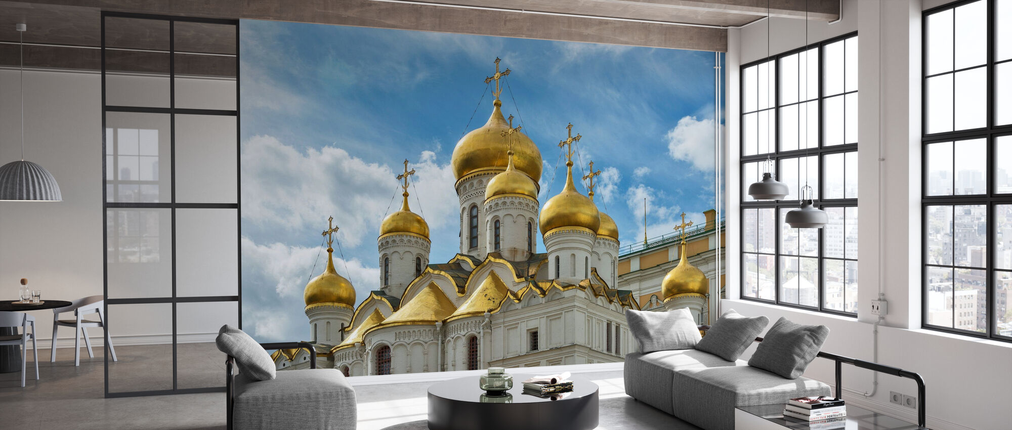The Cathedral of the Annunciation - Wallpaper - Office