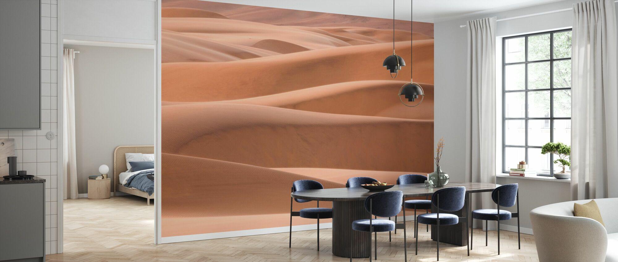 Dunes of the Desert - Wallpaper - Kitchen