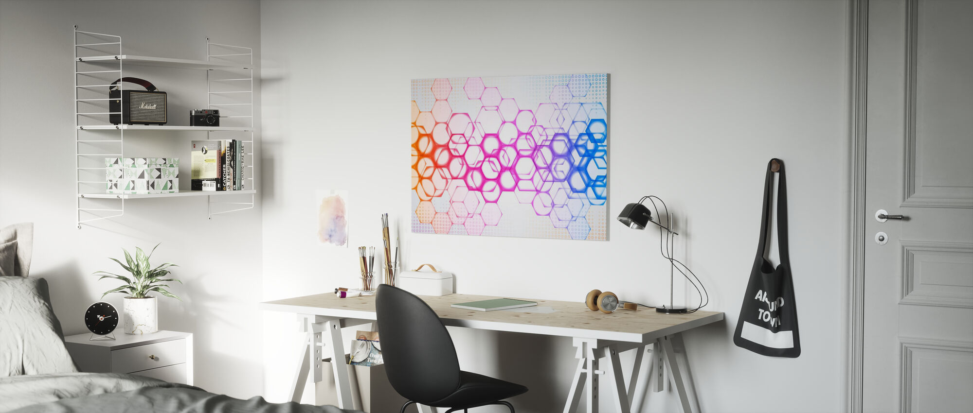 Out of Focus - Canvas print - Kids Room