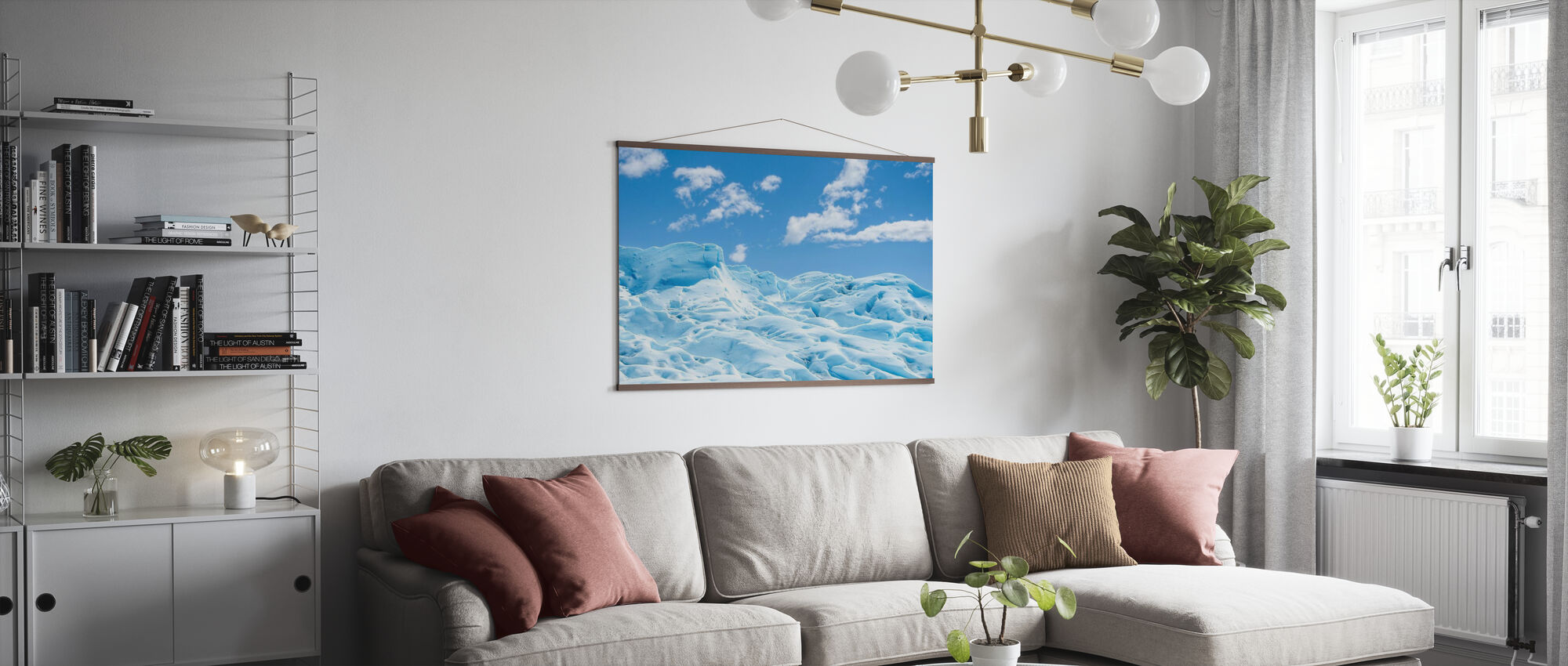 Frozen Ground - Poster - Living Room