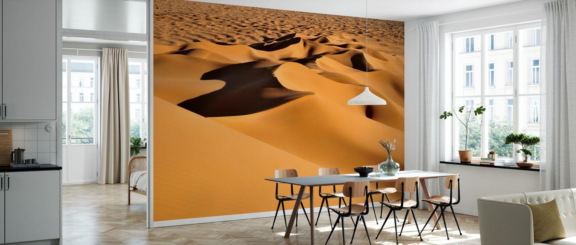 Sand Dunes - Wallpaper - Kitchen