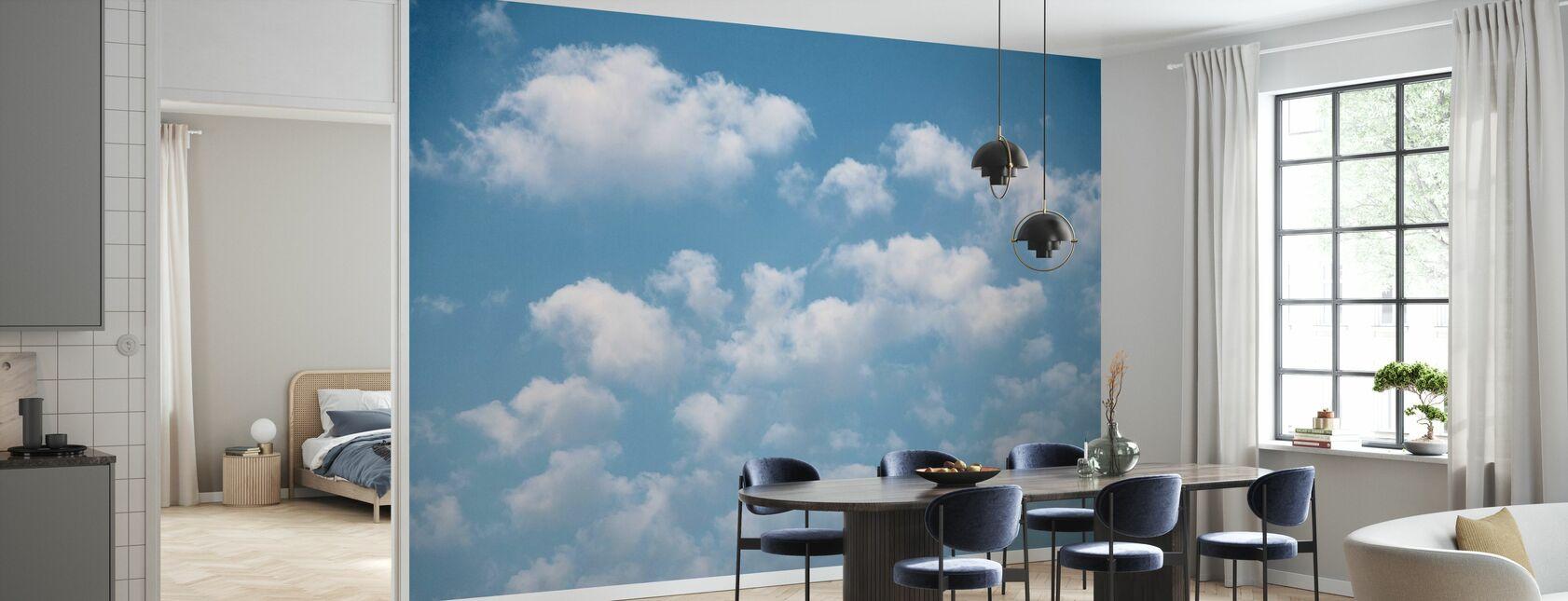 Cloud Sky - Wallpaper - Kitchen