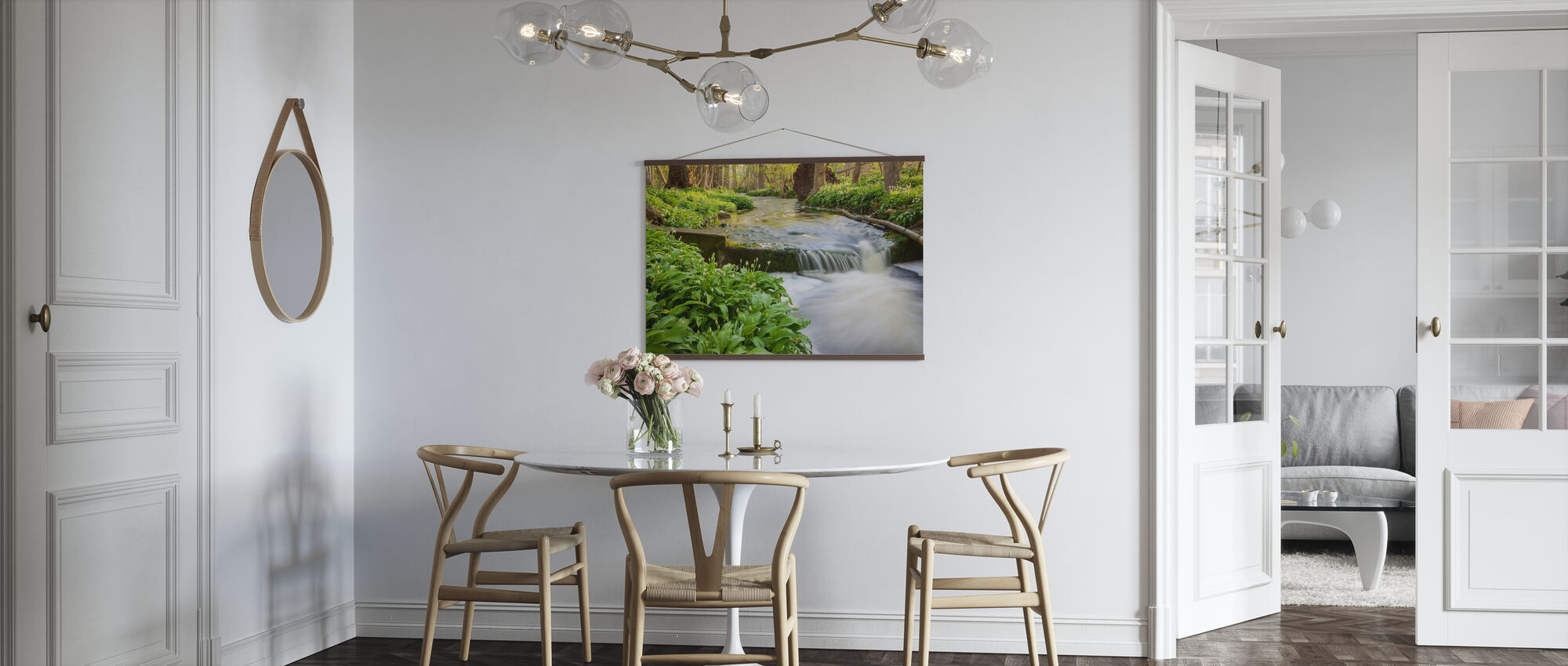 Lummelunda River - Poster - Kitchen