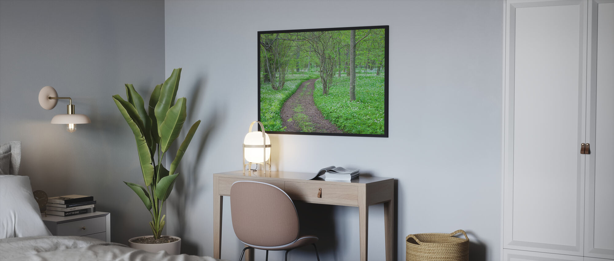 Green Park - Poster - Bedroom