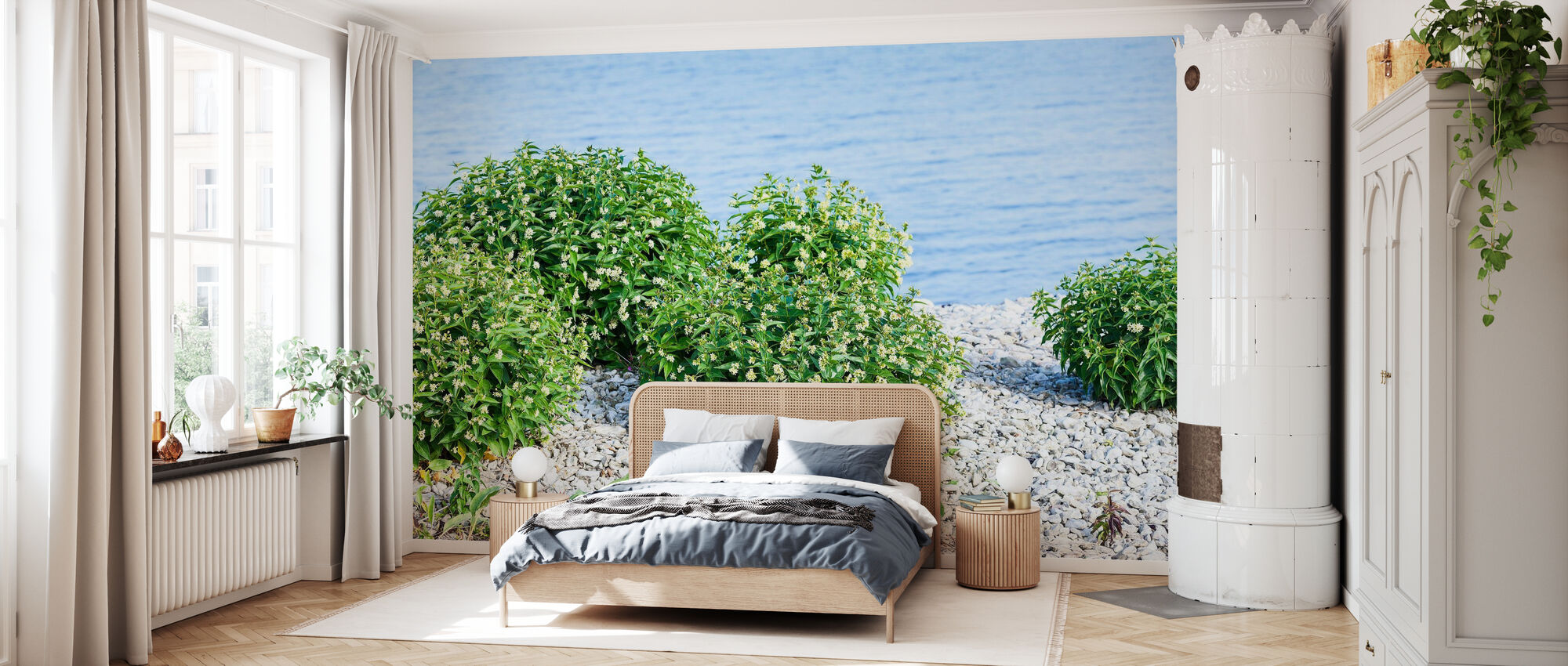 Nature - Wallpaper - Bedroom