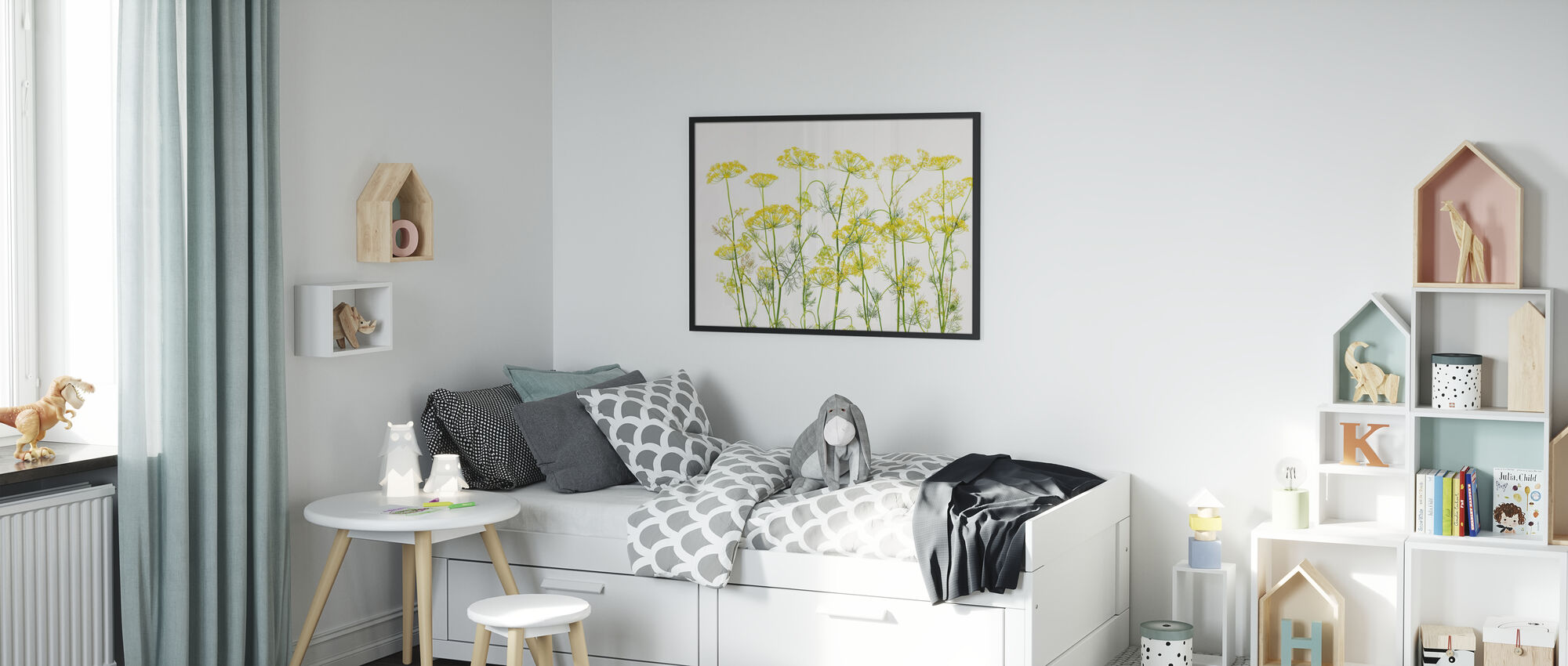 Dill Herb - Poster - Kids Room