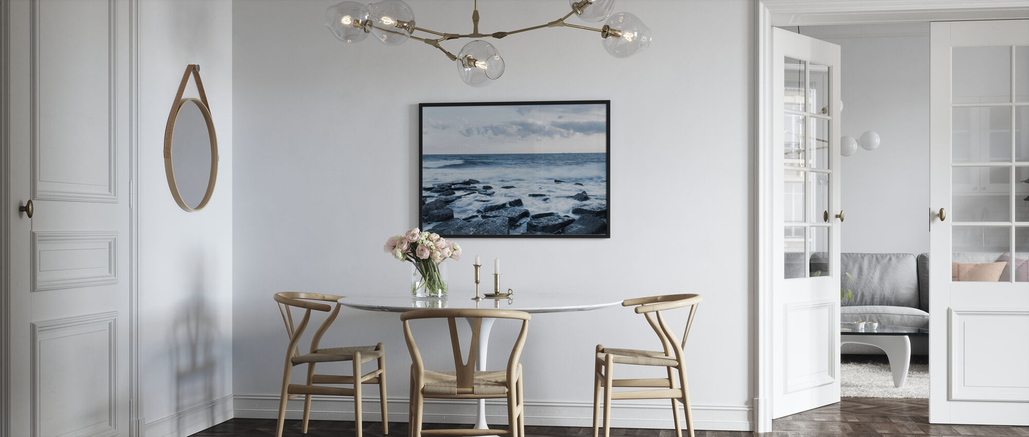 Seascapes - Framed print - Kitchen