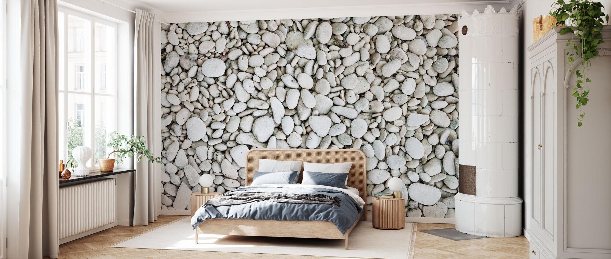 Small Stones - Wallpaper - Bedroom