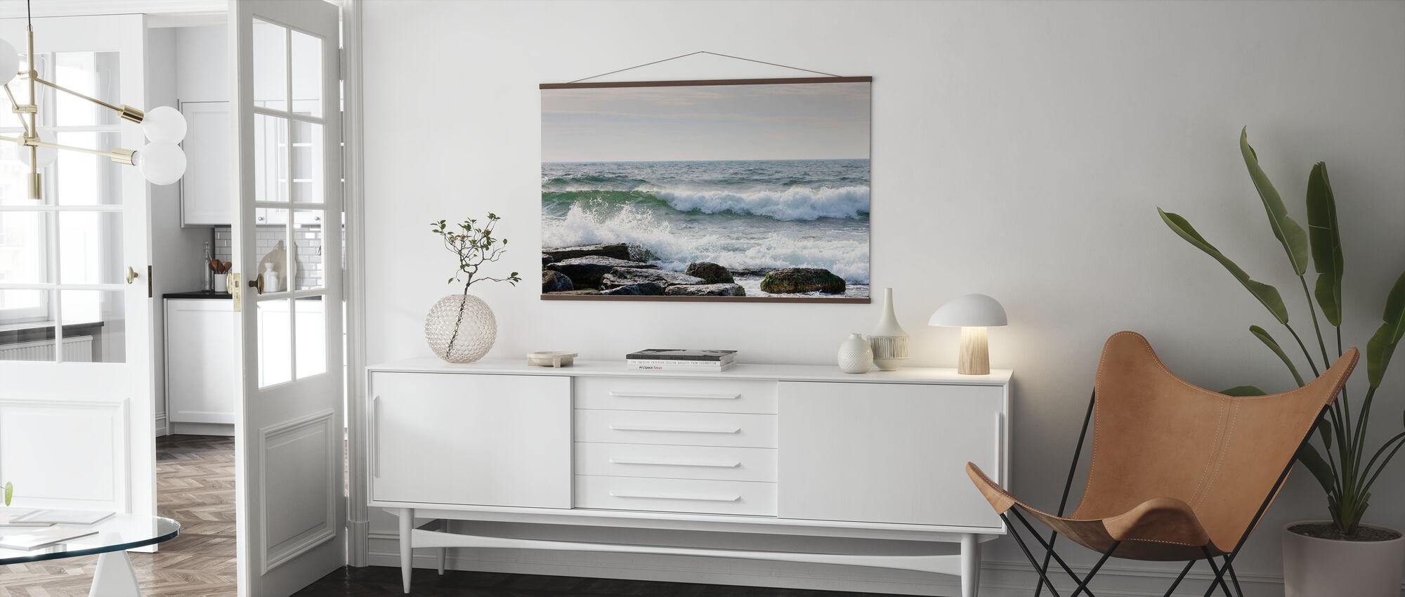 Breakers - Poster - Living Room