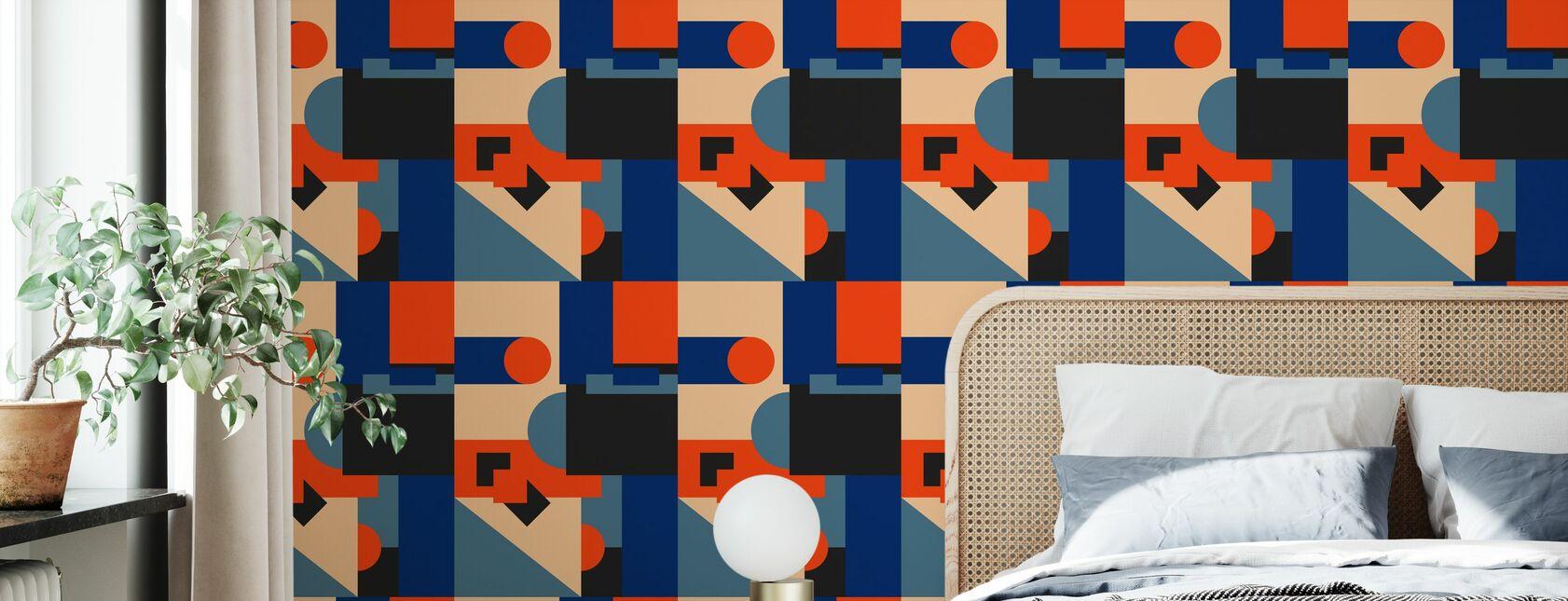 Jazz - Papier peint - Chambre