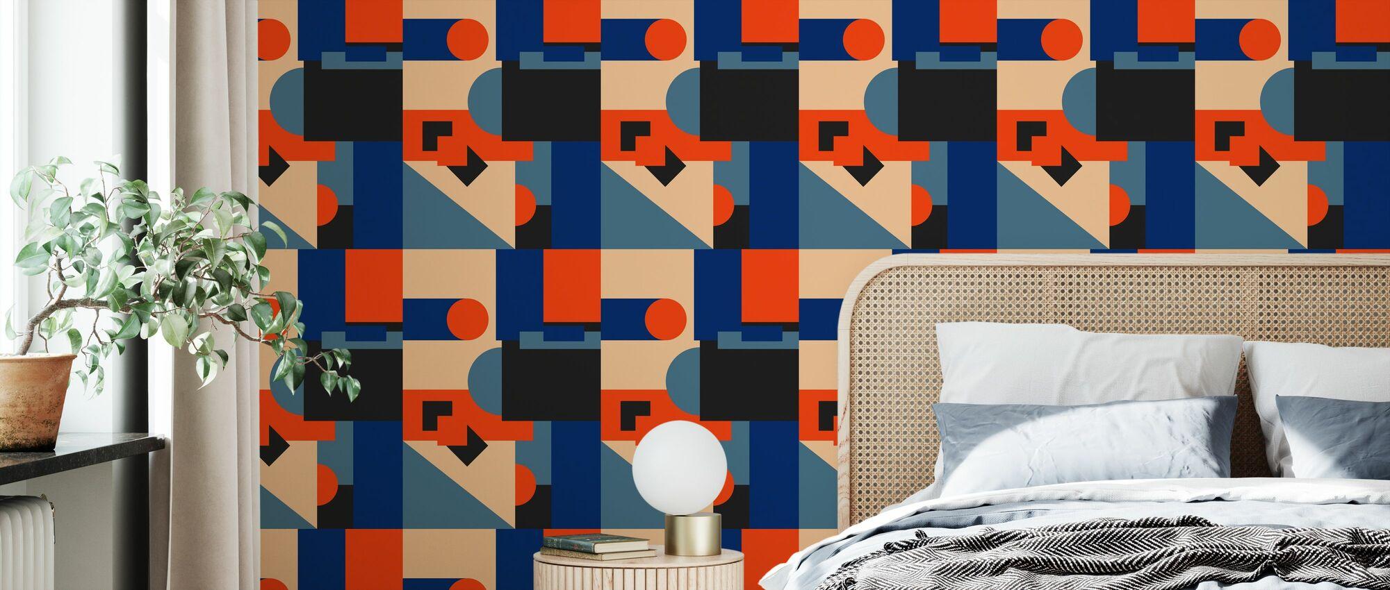 Jazz - Wallpaper - Bedroom