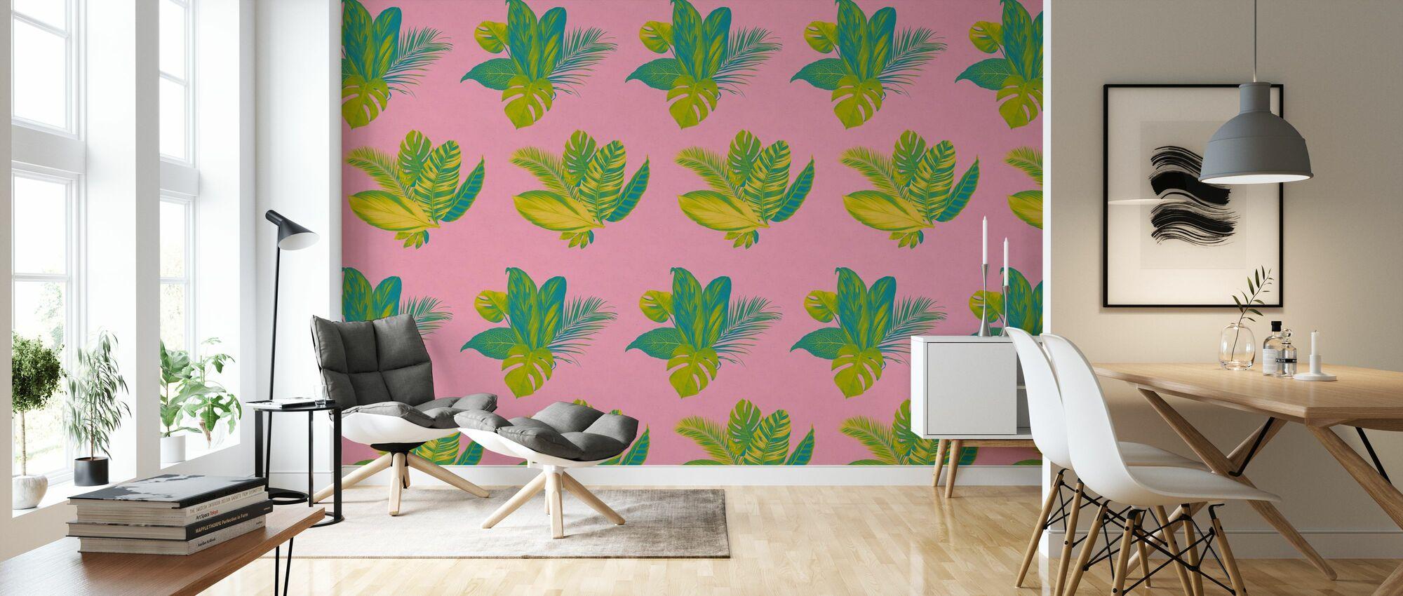 Gap Year - Wallpaper - Living Room