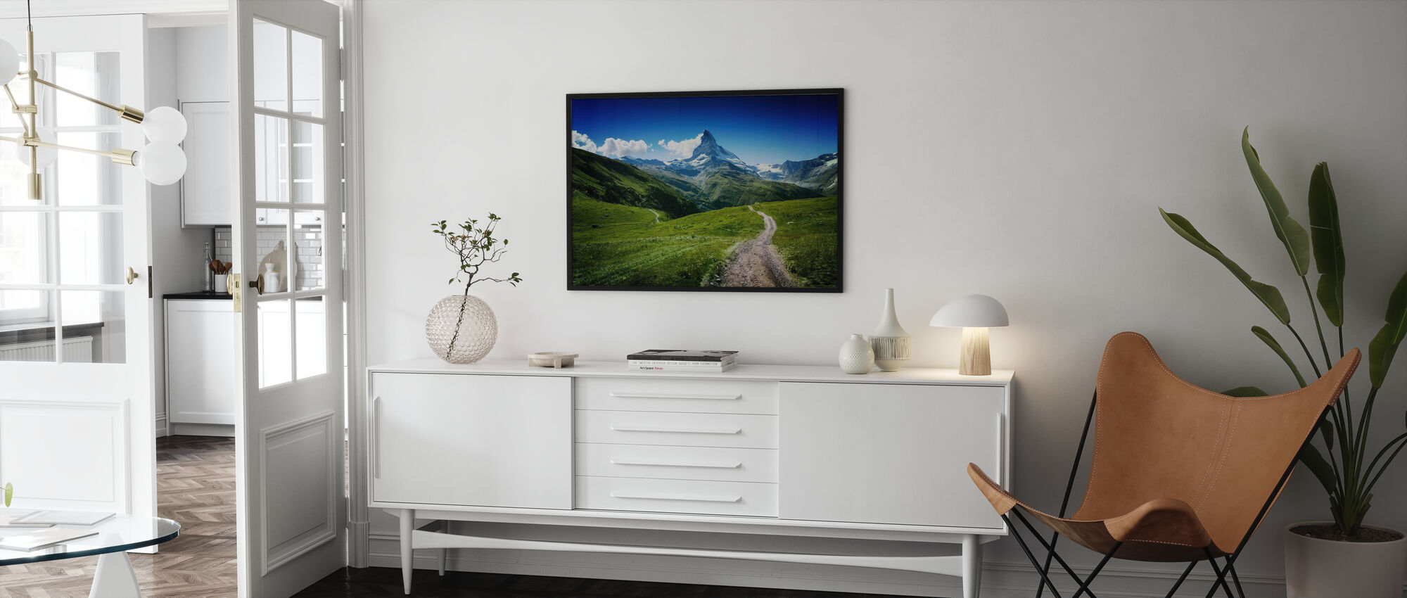 Matterhorn II - Poster - Living Room