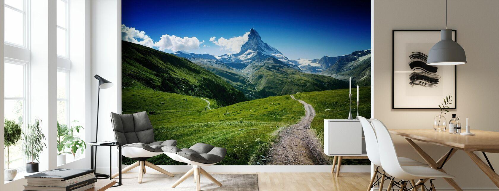 Matterhorn II - Tapet - Vardagsrum