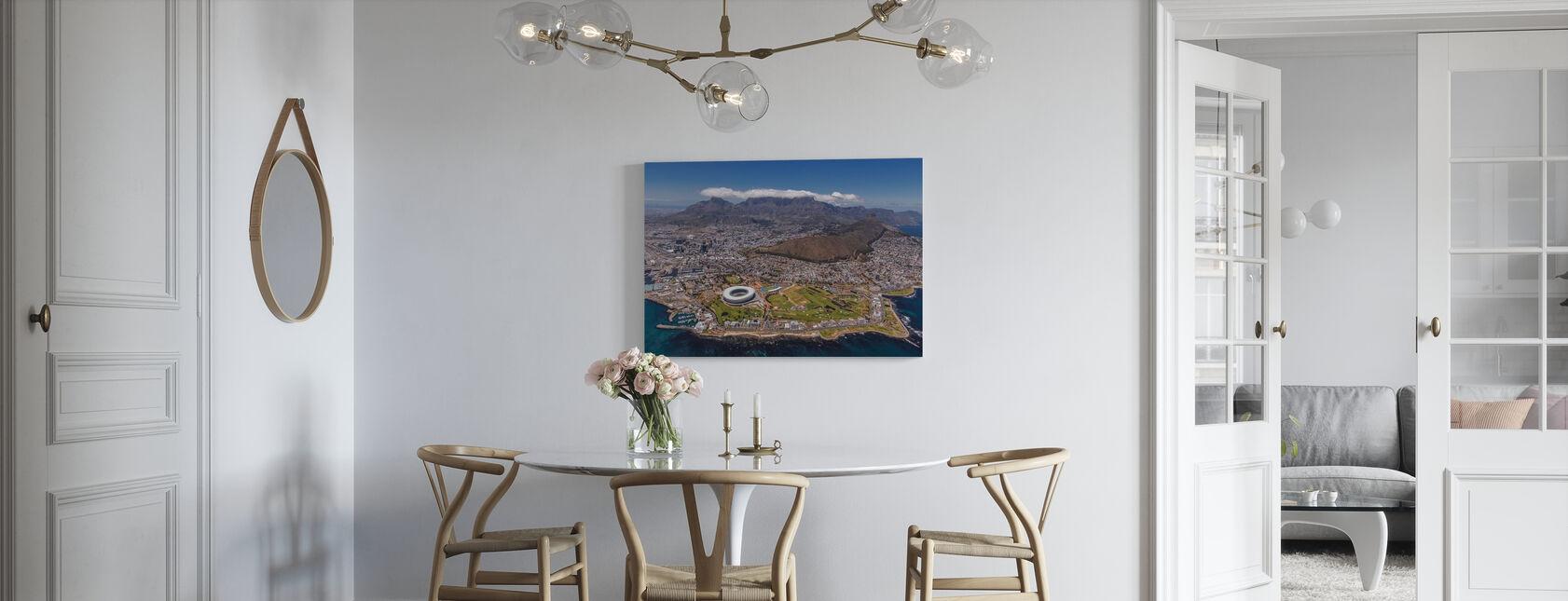 Zuid-Afrika - Kaapstad - Canvas print - Keuken