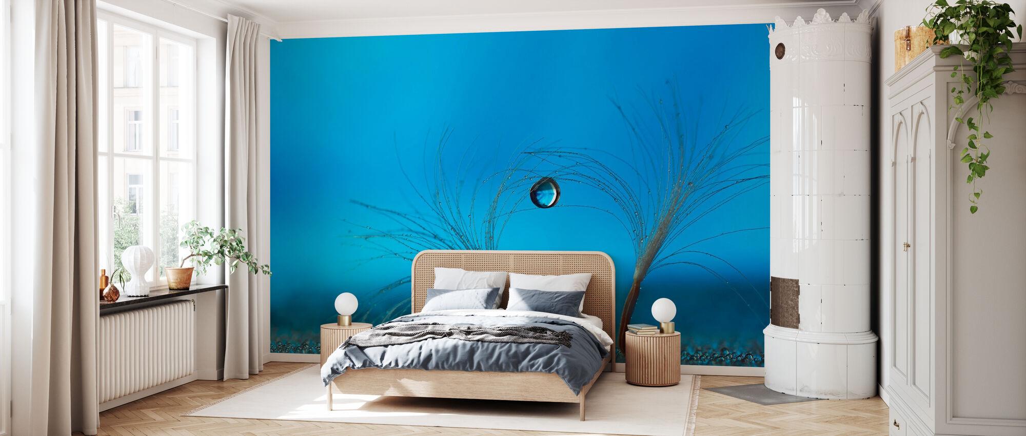 Keep the Balance - Wallpaper - Bedroom