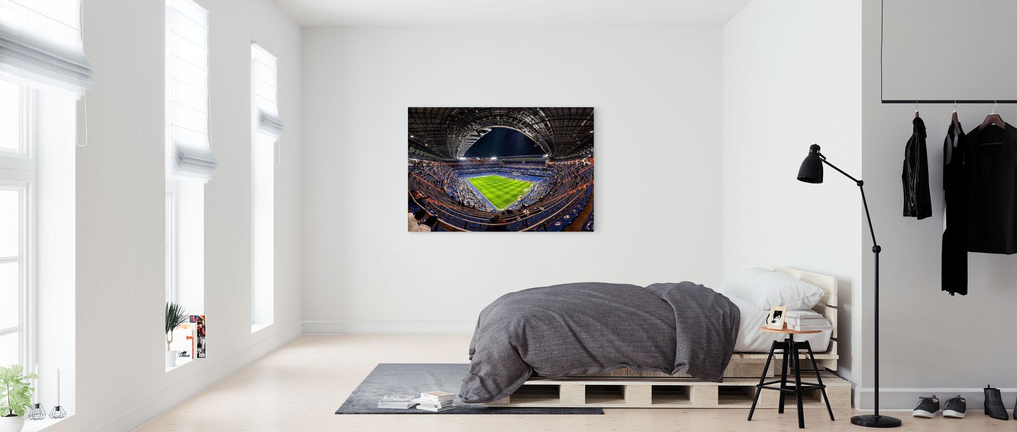Santiago - Canvas print - Bedroom