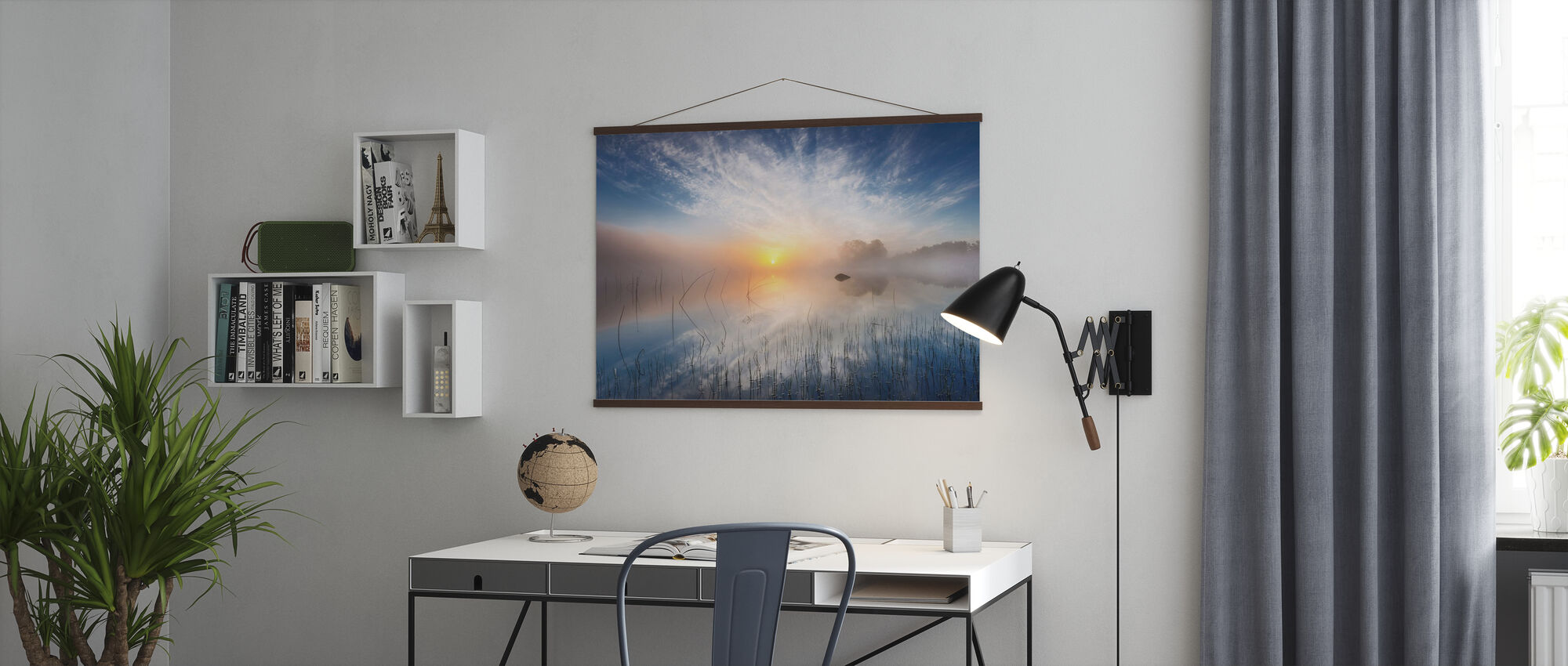 Reflection - Poster - Office