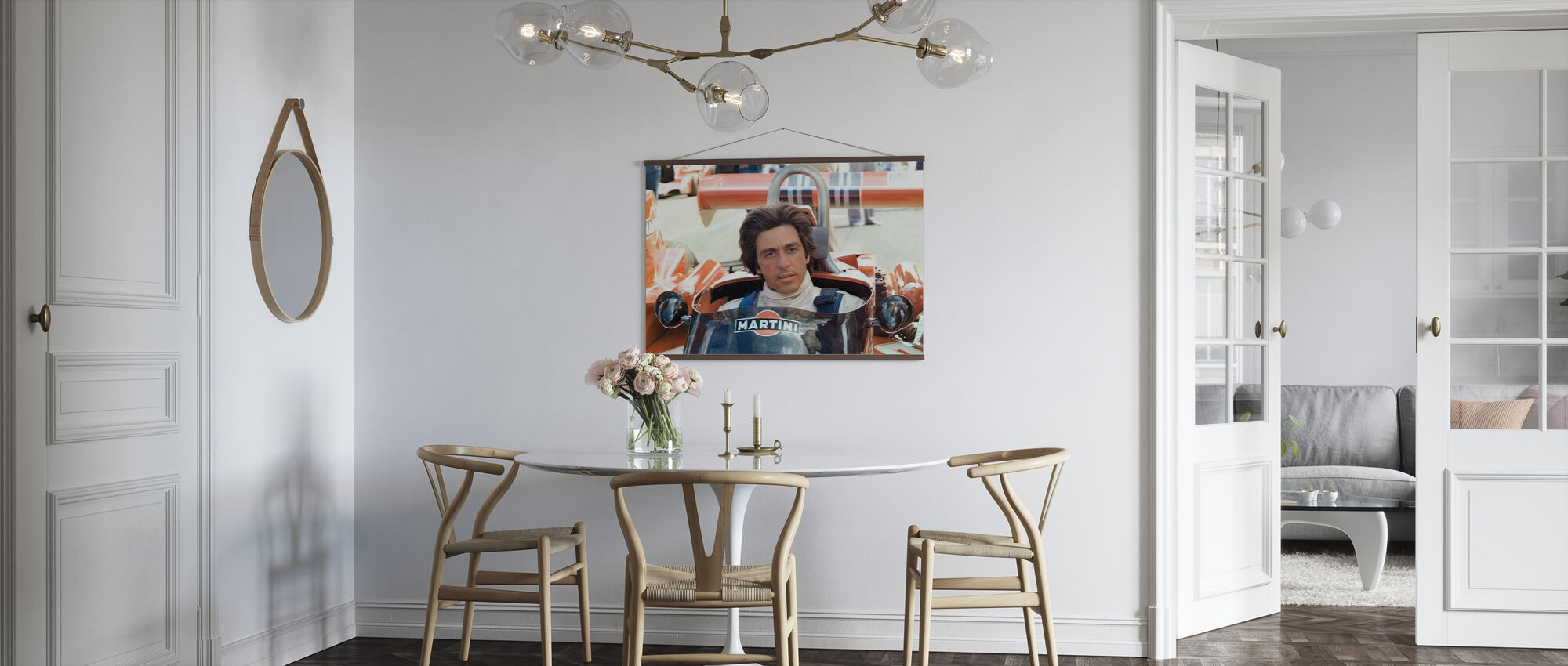 Bobby Deerfield - Plakat - Køkken