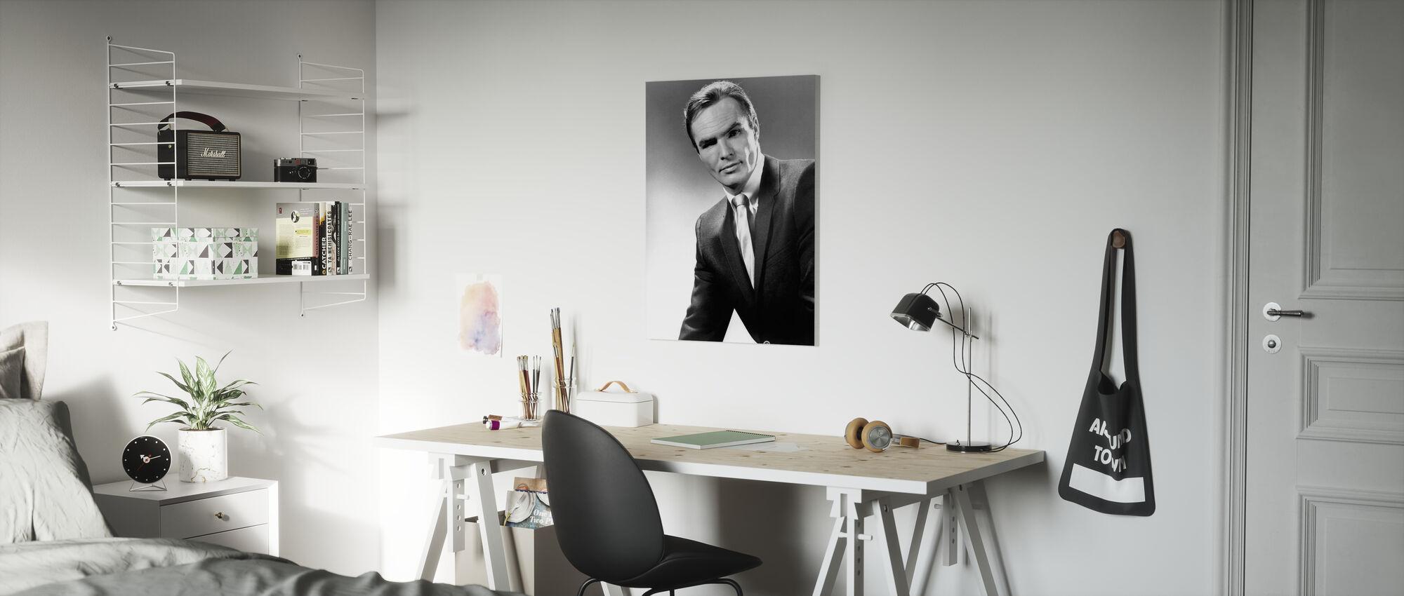 Dan August - Canvas print - Kids Room