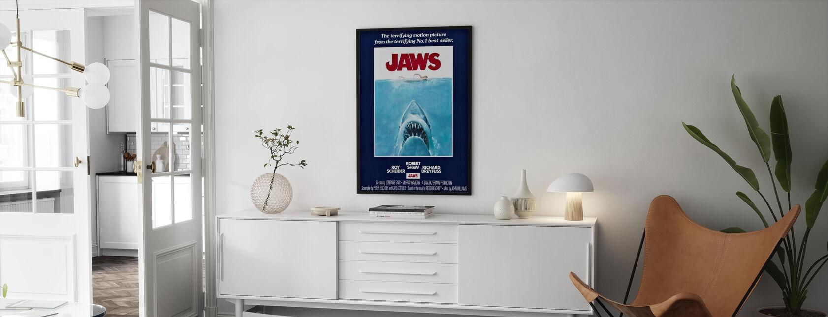 Film Poster Kaken - Ingelijste print - Woonkamer