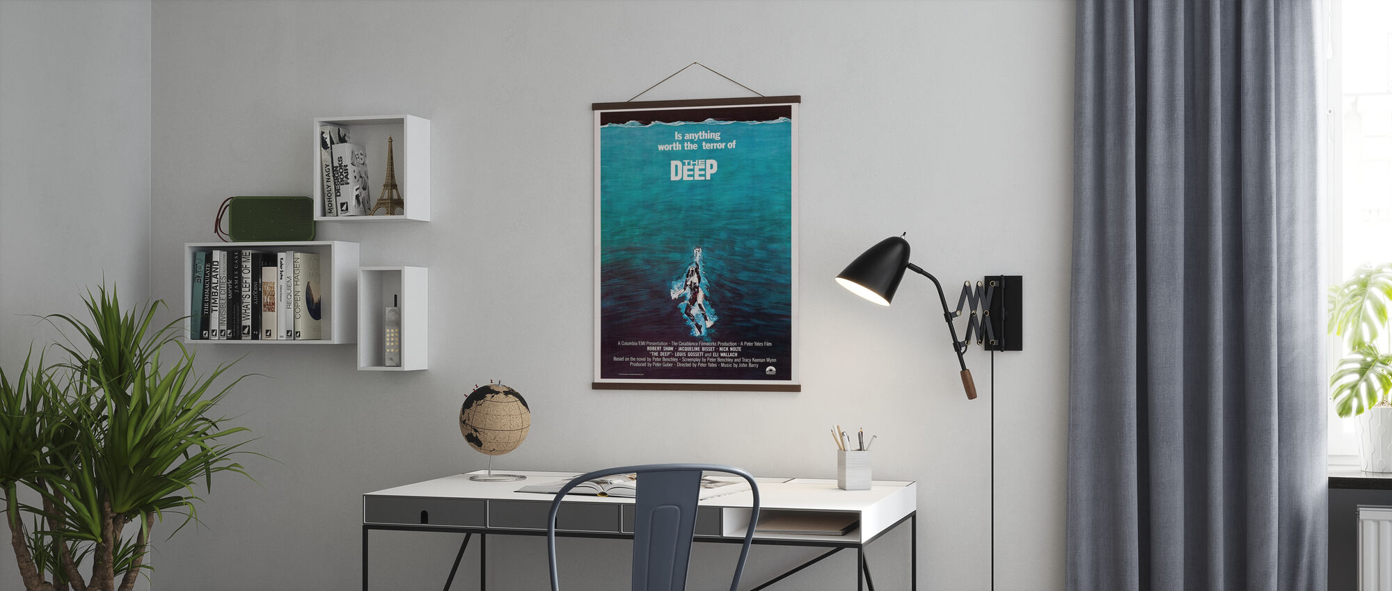 Movie Poster The Terror of The Deep - Poster - Office