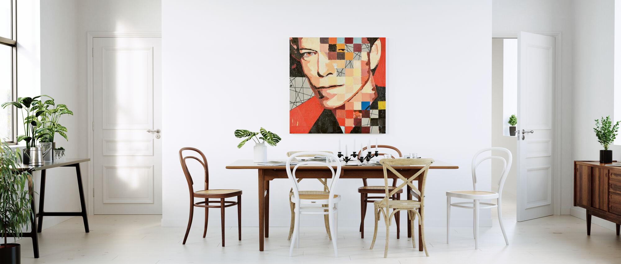 Zmiana - Obraz na płótnie - Kuchnia