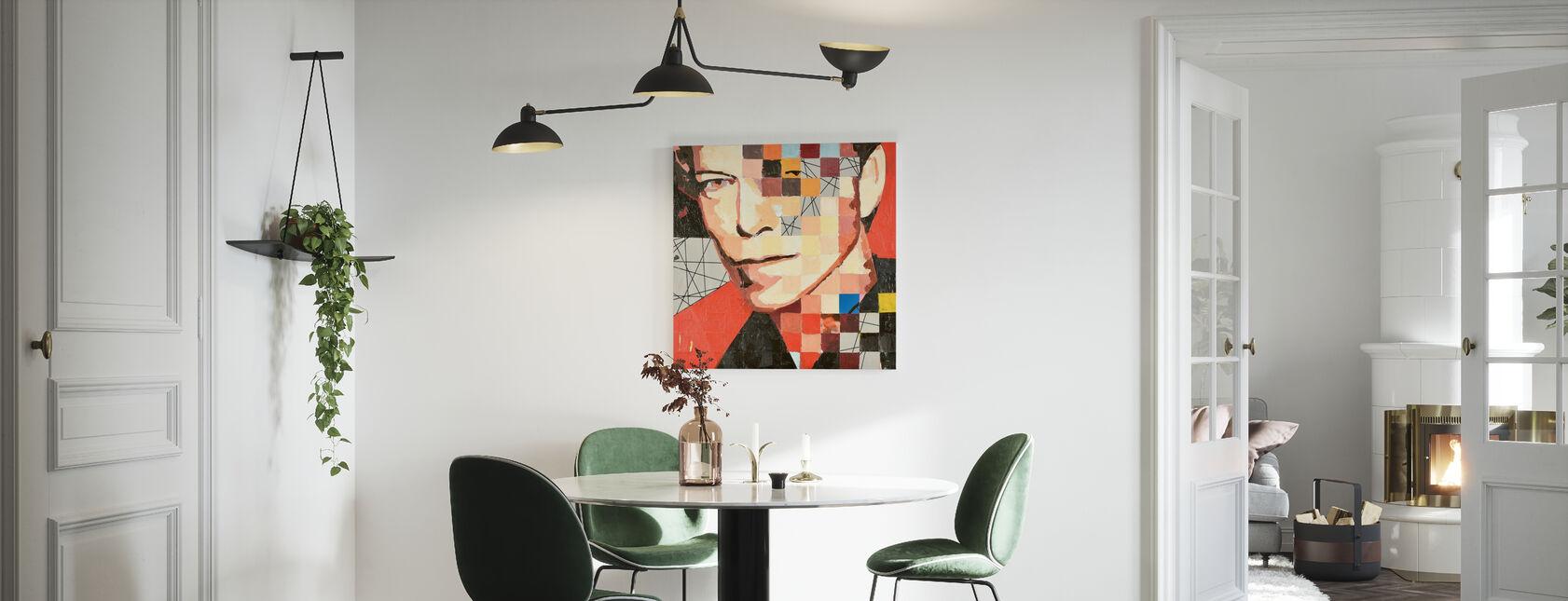 Change - Canvas print - Kitchen