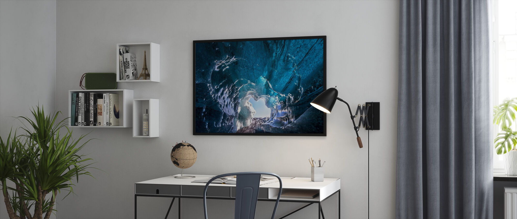 Outside World - Poster - Office
