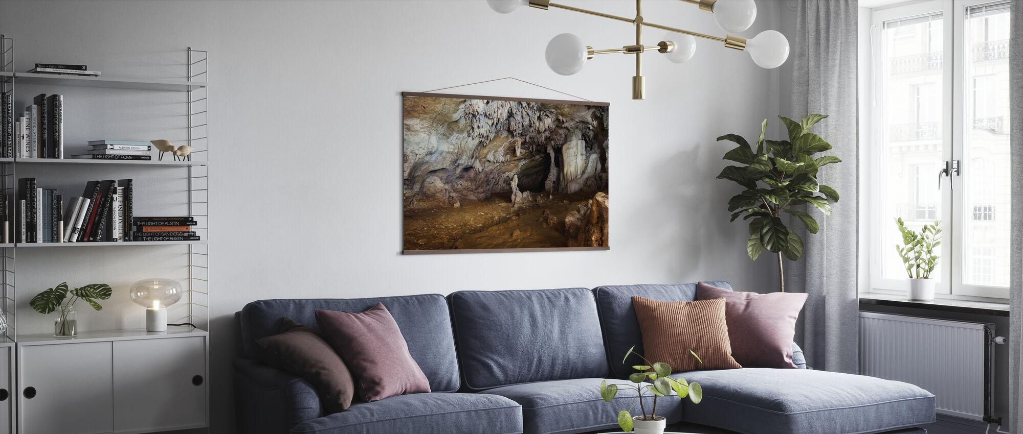 Sohoton-grotten - Plakat - Stue