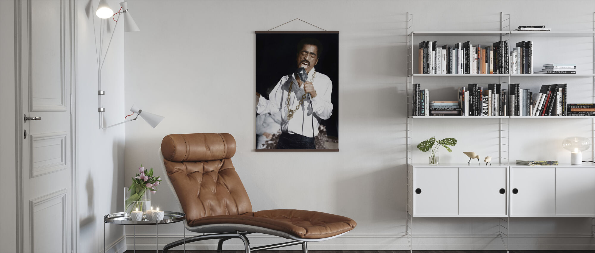 One more time - Poster - Living Room