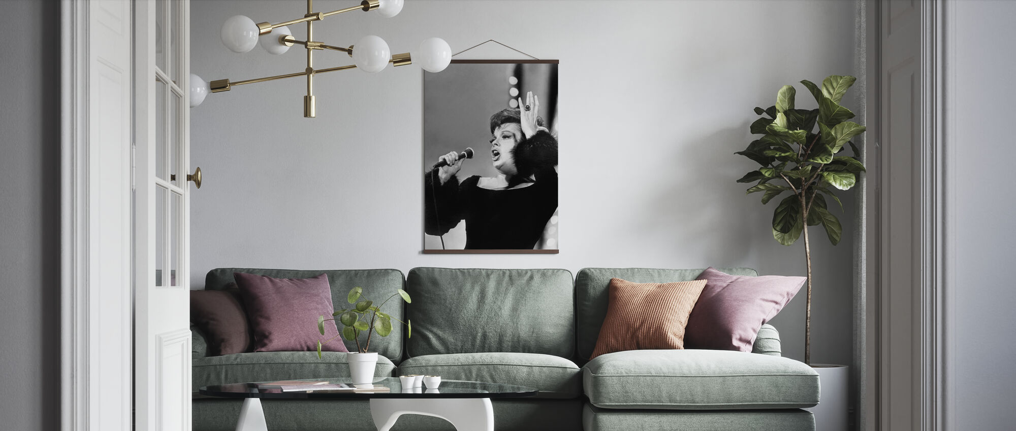 Over the Rainbow - Poster - Living Room