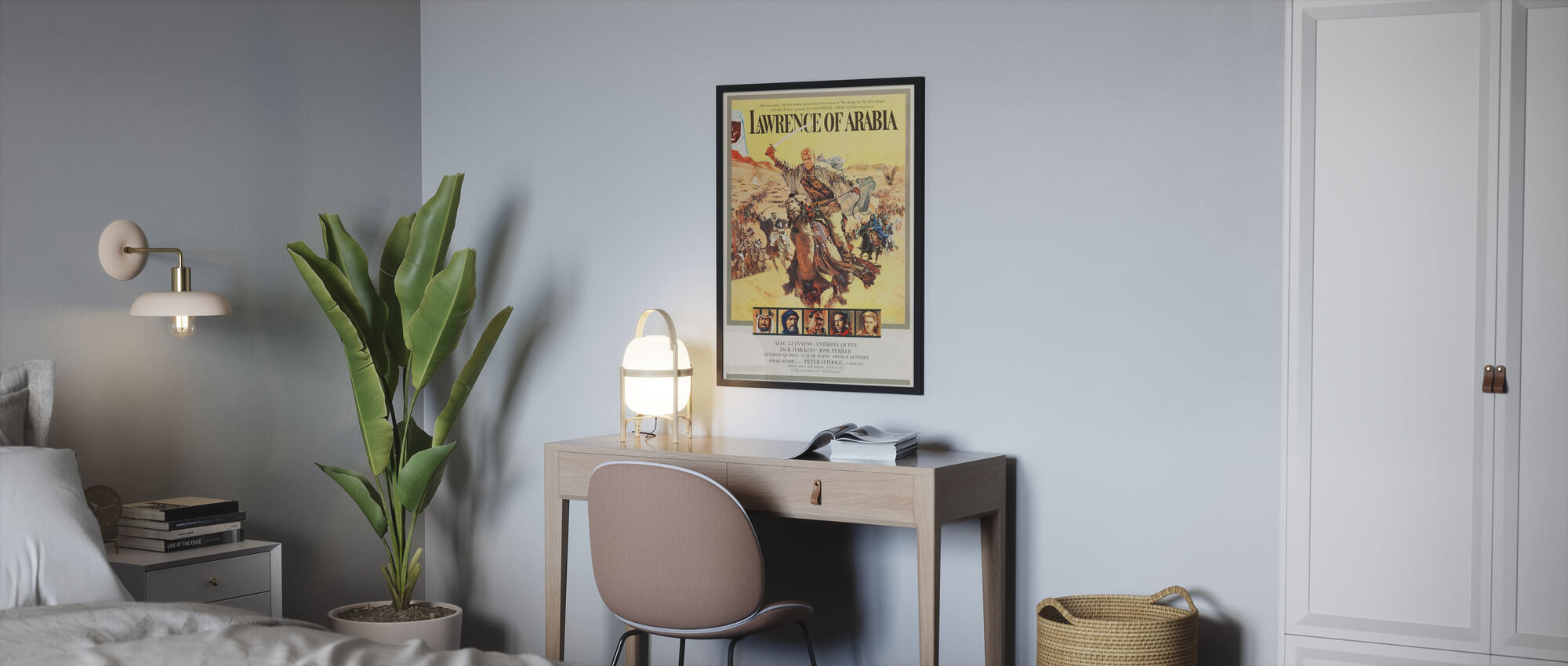 Poster Art Lawrence of Arabia - Poster - Bedroom