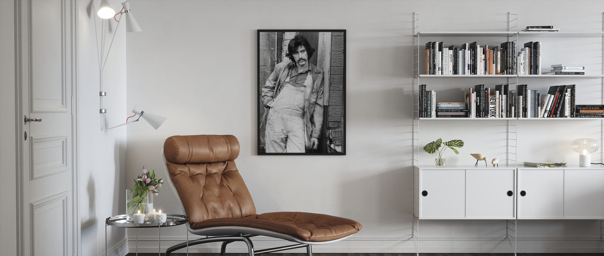 Serpico - Poster - Living Room