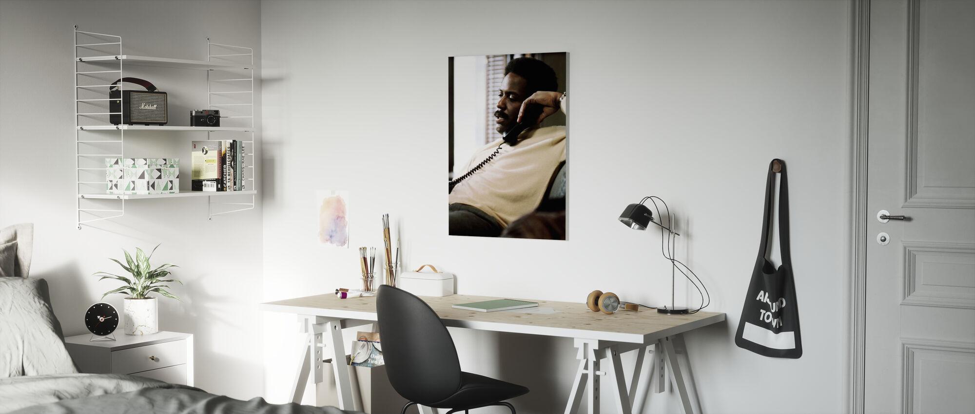 Shaft - Canvas print - Kids Room