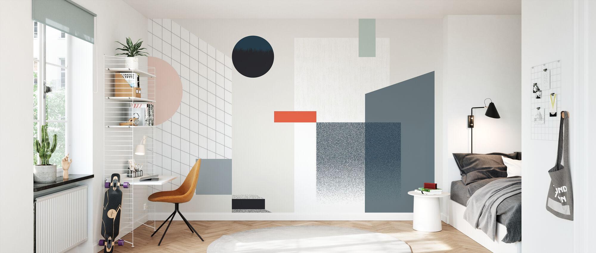 Fragments - Wallpaper - Kids Room