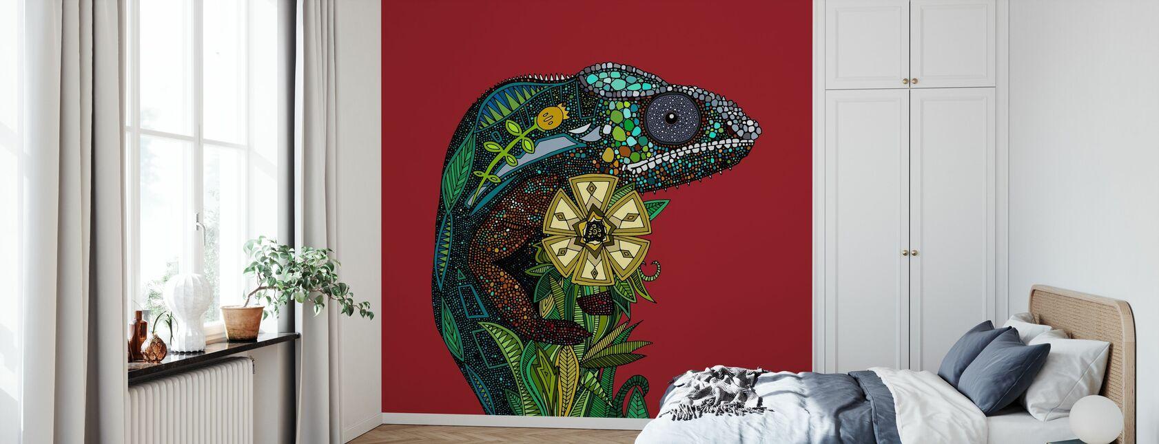 Chameleon - Wallpaper - Bedroom