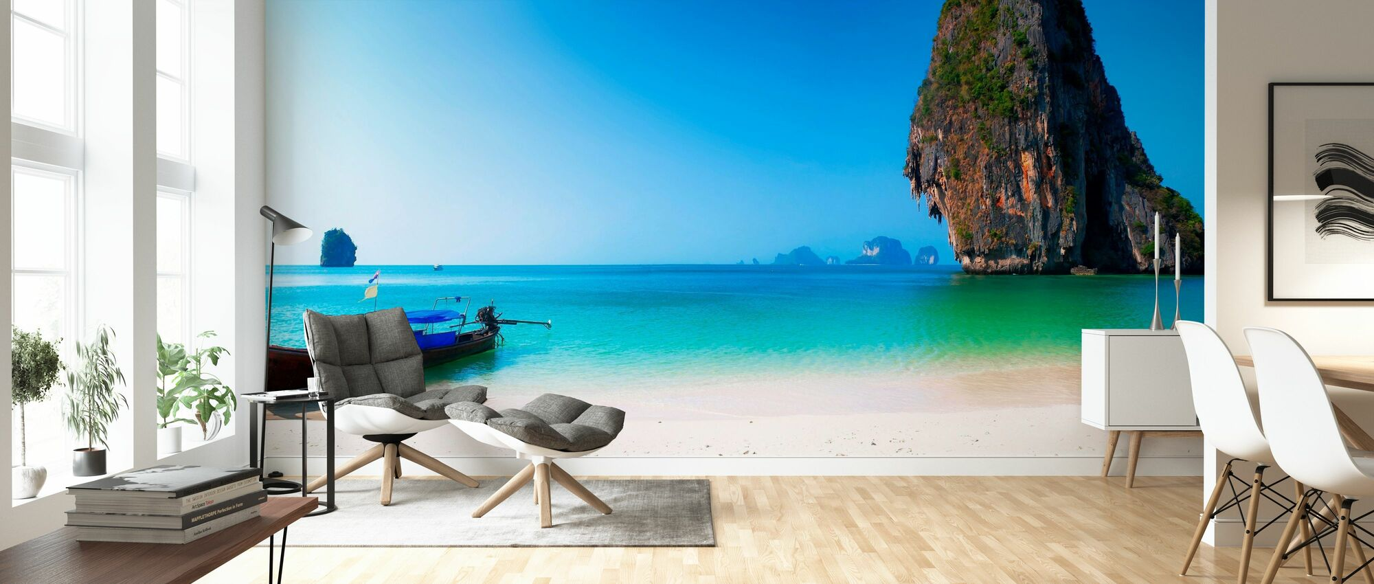 Thailand Island Beach - Carta da parati - Salotto