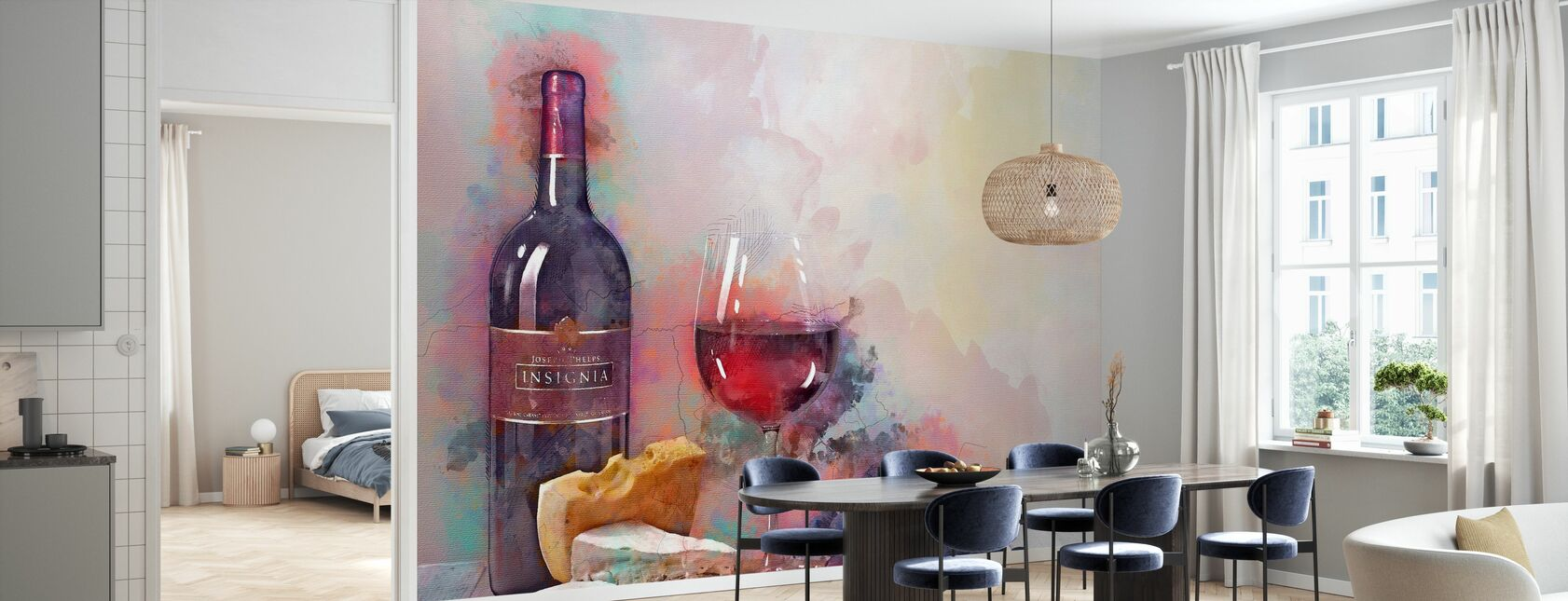 A Special Occasion - Wallpaper - Kitchen