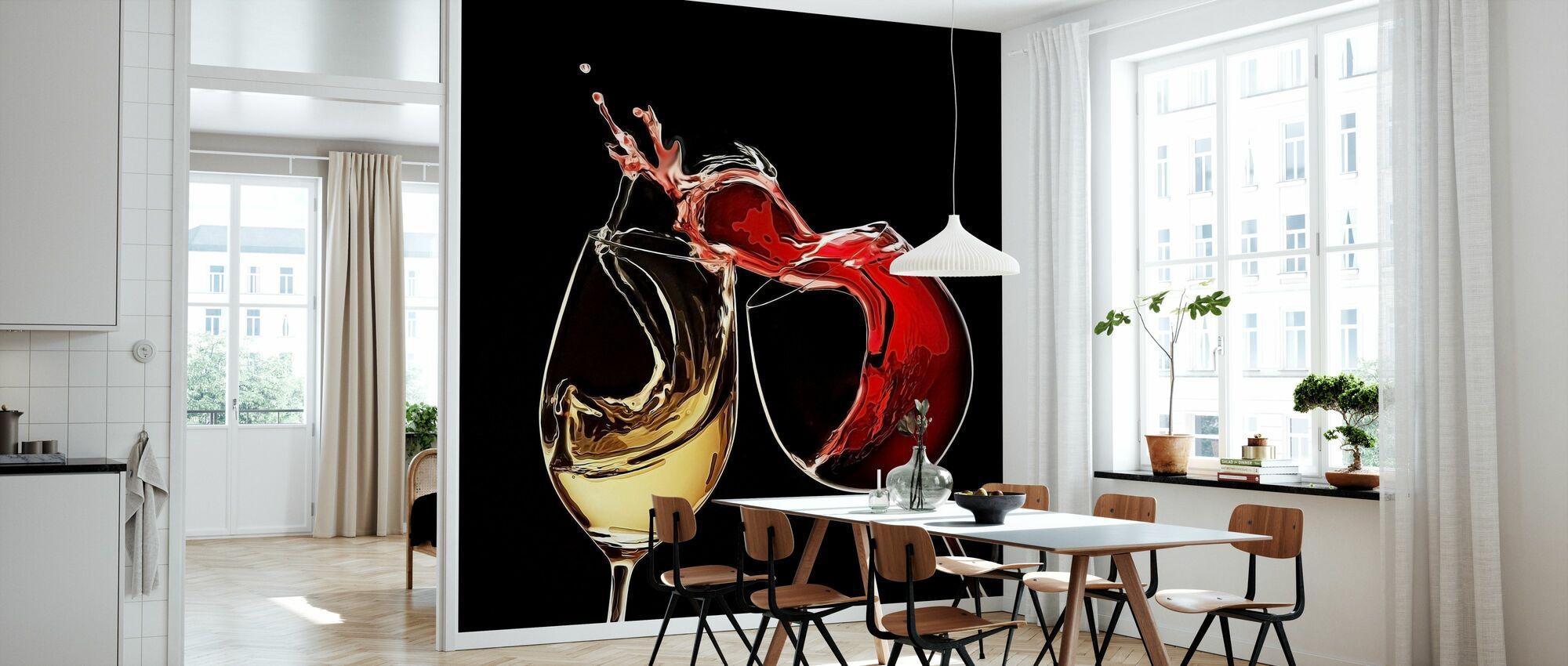 Cheers - Wallpaper - Kitchen
