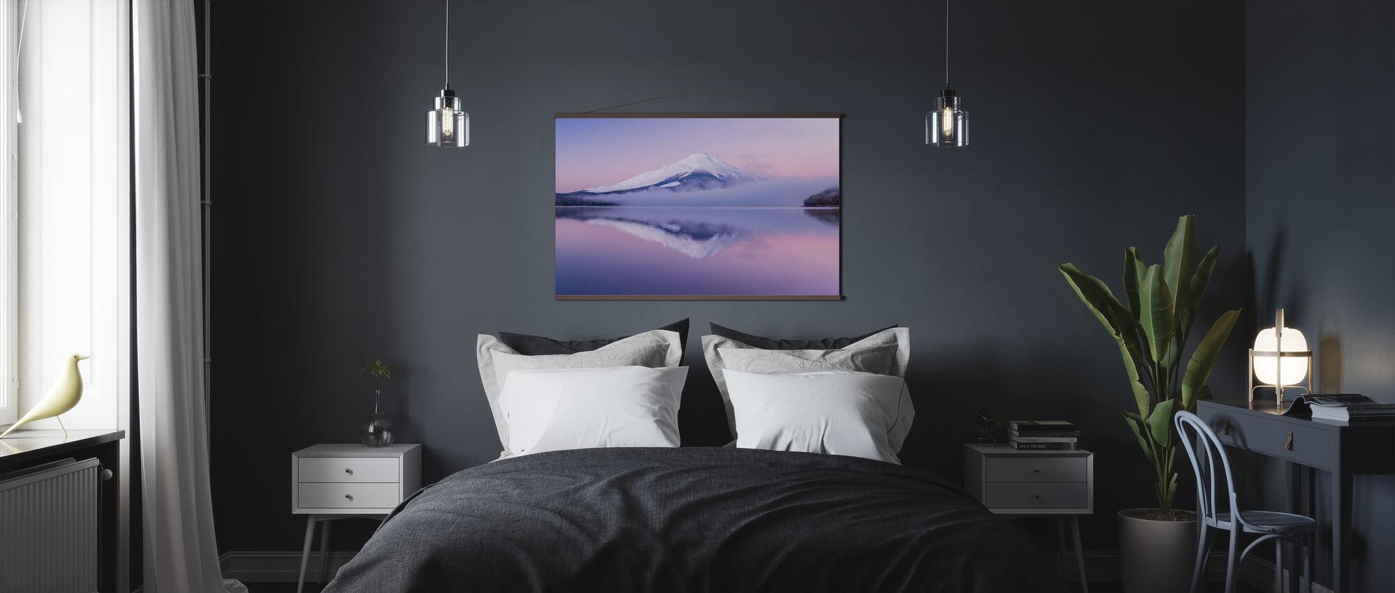Morning in Veil - Poster - Bedroom