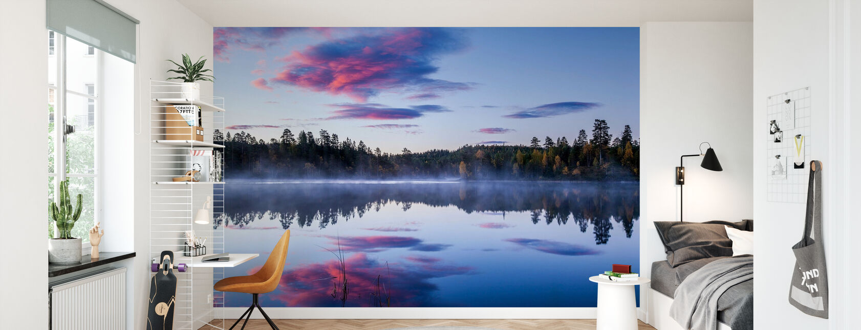 Norsk Morning - Tapet - Barnerom