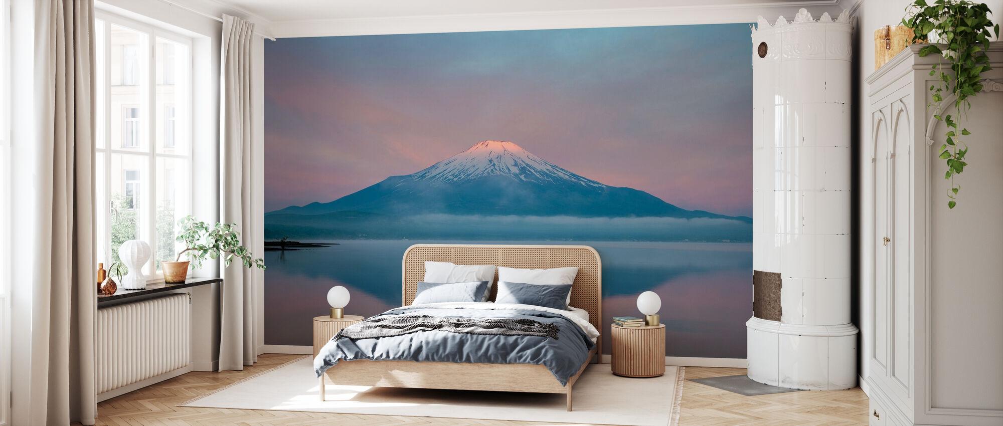 Color of Sunrise - Wallpaper - Bedroom