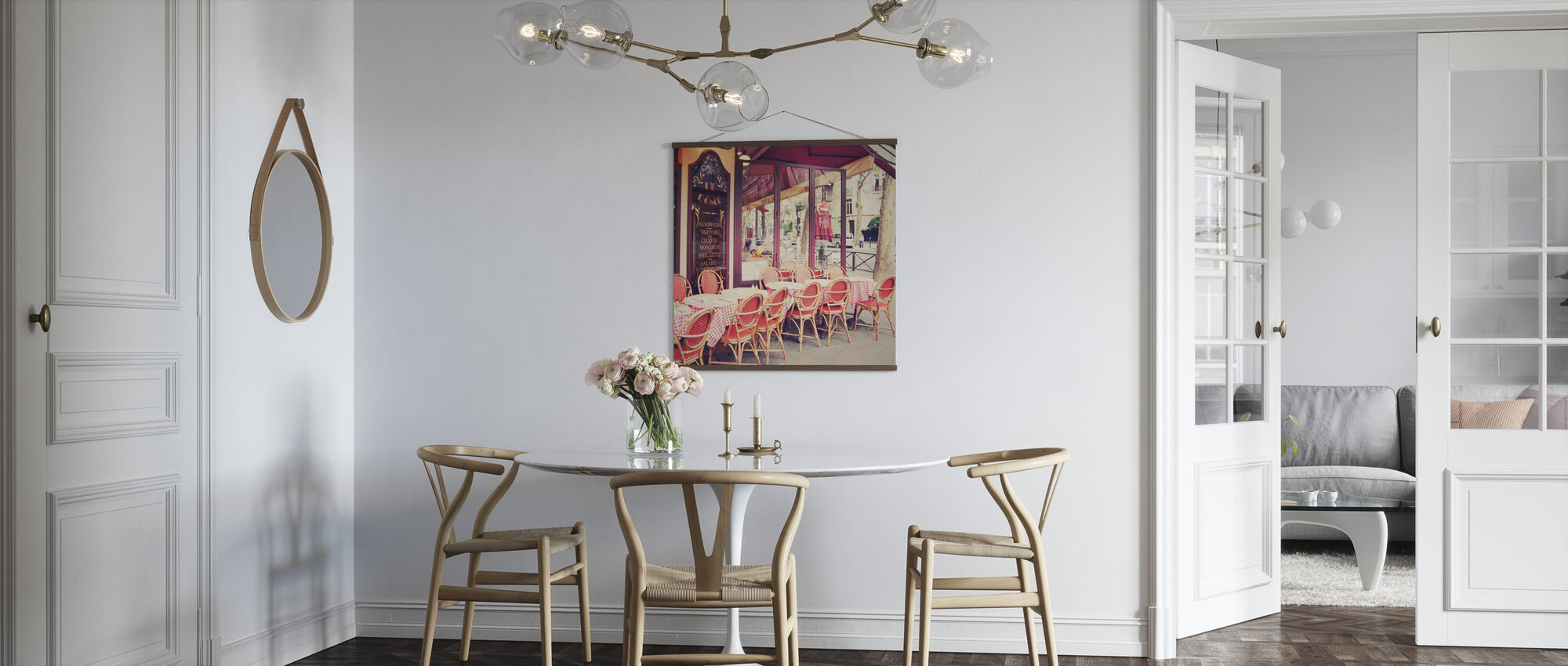 Cafe le Dome - Poster - Kitchen