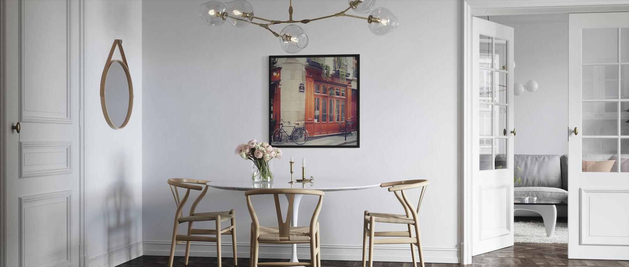 Chanoinessewa Street - Framed print - Kitchen
