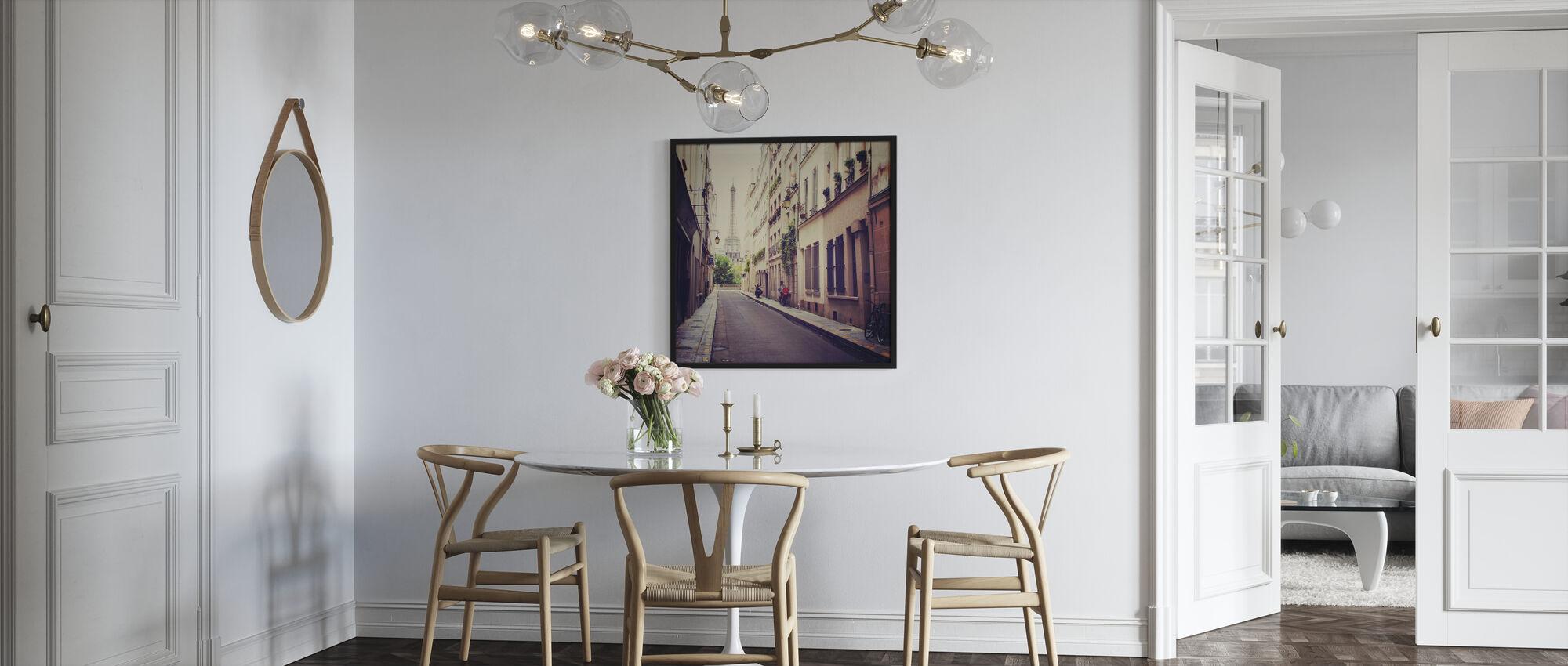 Eiffeltårnet - Plakat - Kjøkken