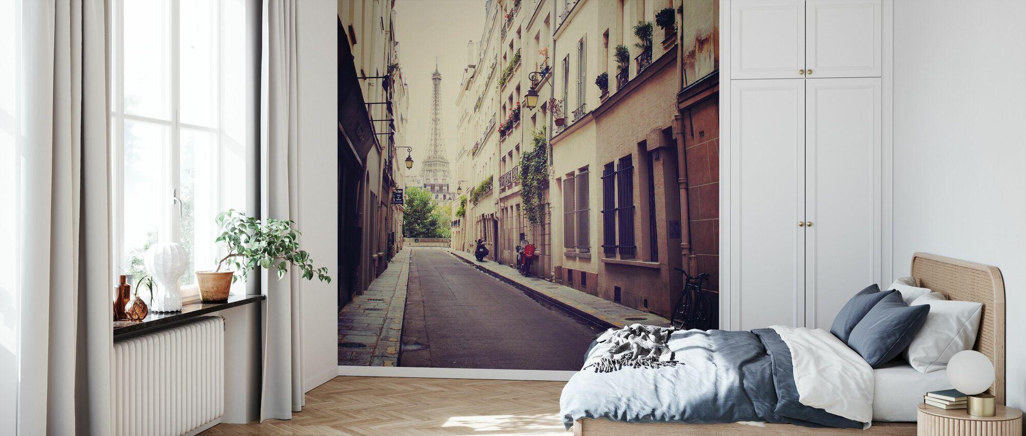 Eiffel Tower - Wallpaper - Bedroom