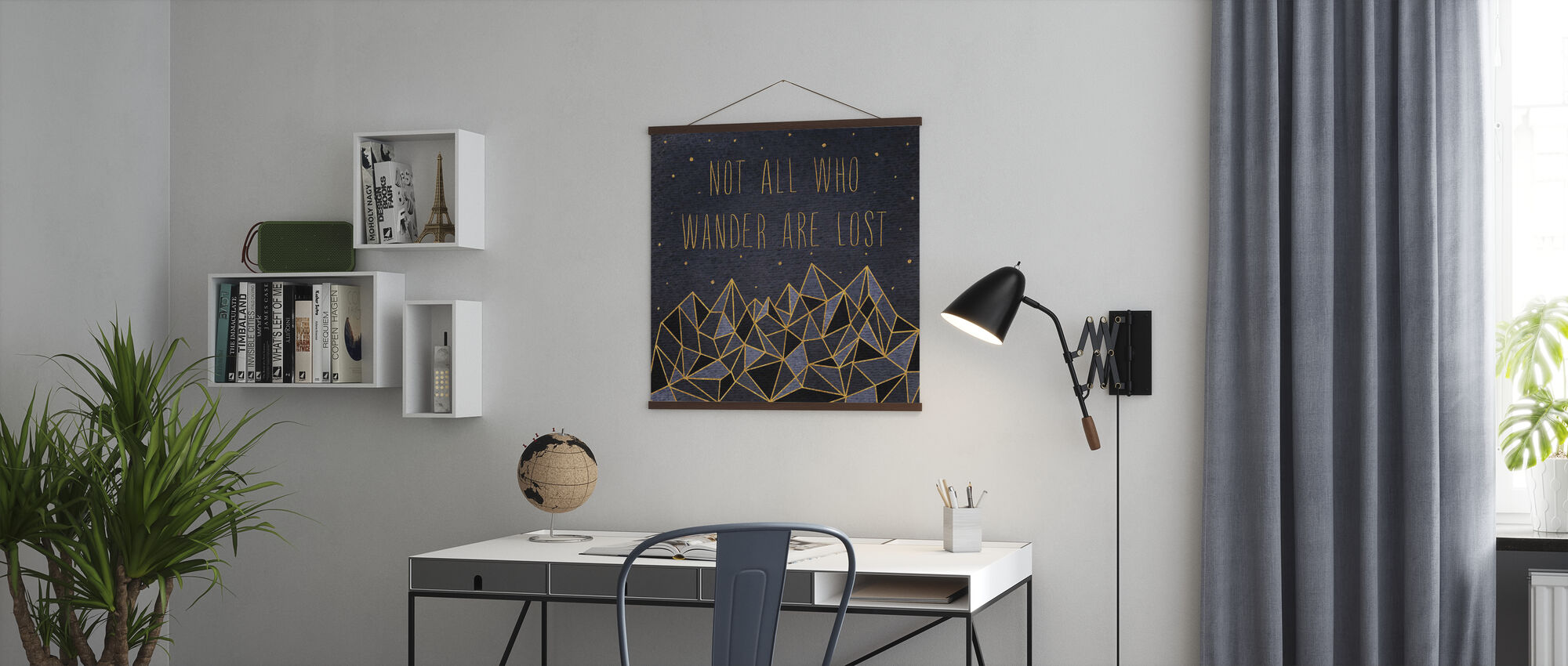 Written in the Stars IV - Poster - Office